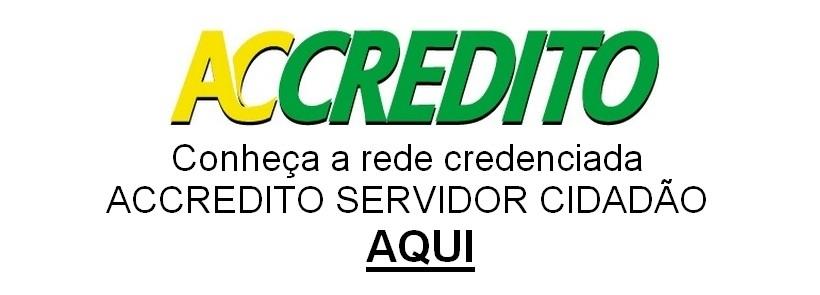 Rede Credenciada Cartão Servidor Cidadão