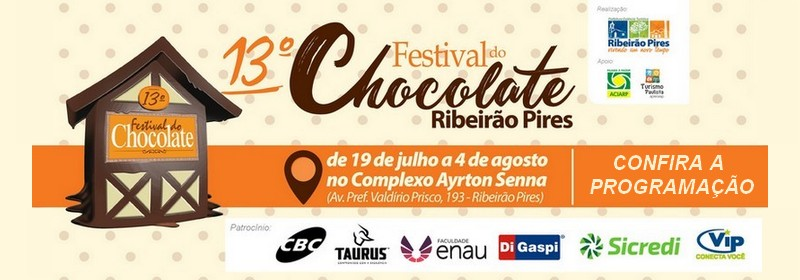 13 Festival do Chocolate