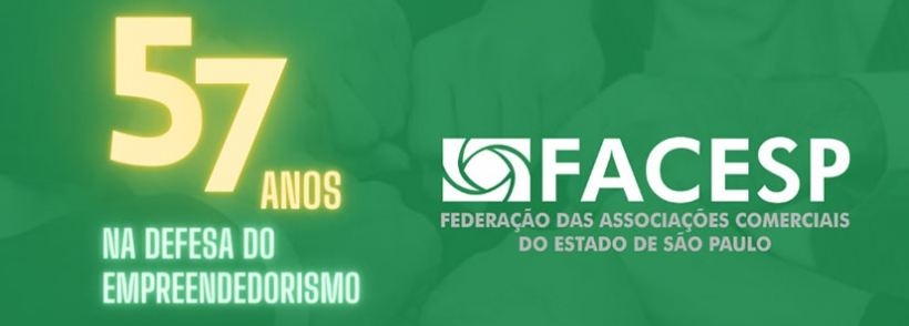 FACESP COMPLETA 57 ANOS