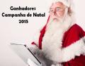 SORTEADOS NA CAMPANHA UM SONHO DE NATAL ACIARP 2014