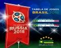 Funcionamento das lojas nos jogos do Brasil